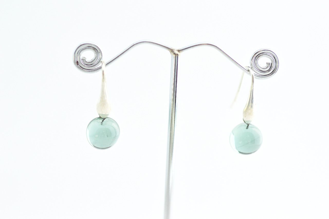 "Boucles d'oreilles  collection "" Ma Perle """